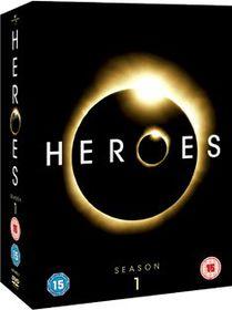 Heroes-Complete Season 1 - (Import DVD)