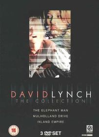 David Lynch Collection Boxset - (Import DVD)