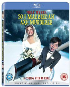 So I Married an Axe Murderer - (Import Blu-ray Disc)