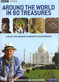 Around the World in 80 Treasures - (Region 1 Import DVD)