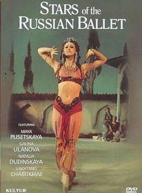 Stars of the Russian Ballet - (Region 1 Import DVD)