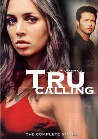 Tru Calling Complete Series - (Region 1 Import DVD)