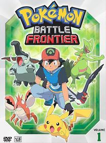 Pokemon:Battle Frontier Box 1 - (Region 1 Import DVD)