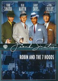Robin and the Seven Hoods - (Region 1 Import DVD)