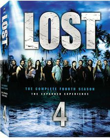 Lost:Complete Fourth Season - (Region 1 Import DVD)