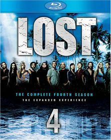 Lost:Complete Fourth Season - (Region A Import Blu-ray Disc)