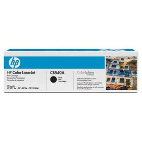 HP No 125A Black Toner Cartridge