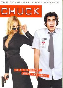 Chuck the Complete First Season - (Region 1 Import DVD)