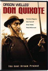 Orson Welles' Don Quixote - (Region 1 Import DVD)
