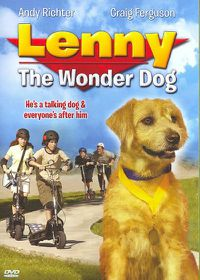 Lenny the Wonder Dog - (Region 1 Import DVD)