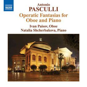 Pasculli: Works For Oboe/Piano - Pasculli: Works For Oboe/Piano (CD)