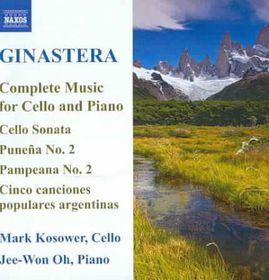 Ginastera: Music For Harpsichord - Ginastera: Music For Harpsichord (CD)