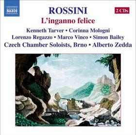 Rossini: L'inganno Felice - L'inganno Felice (CD)