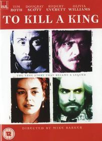 To Kill a King - (Import DVD)