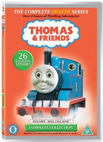 Thomas Tank Engine - Series 8 - (Import DVD)
