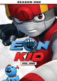 Eon Kid:Season 1 Vol 1 - (Region 1 Import DVD)