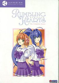 Rumbling Hearts Box Set:Viridian Coll - (Region 1 Import DVD)
