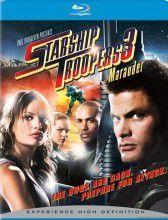 Starship Troopers 3:Marauder - (Region A Import Blu-ray Disc)