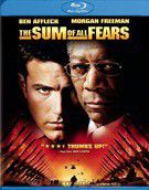 Sum of All Fears, The - (Region A Import Blu-ray Disc)
