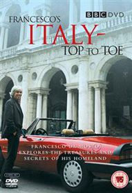 Francesco's Italy - Top to Toe - (Import DVD)