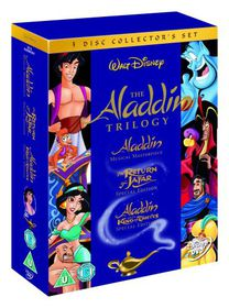 Aladdin Trilogy - (Import DVD)