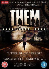 Them - (Import DVD)