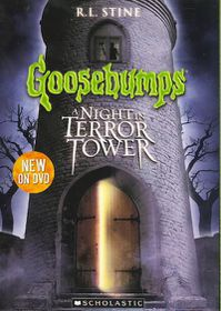 Goosebumps:Night in Terror Tower - (Region 1 Import DVD)