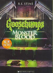 Goosebumps:Monster Blood - (Region 1 Import DVD)