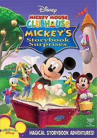 Mickey Mouse Clubhouse:Mickey's Story - (Region 1 Import DVD)