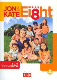 Jon & Kate Plus Ei8ht Seasons 1-2 - (Region 1 Import DVD)