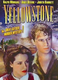 Yellowstone - (Region 1 Import DVD)