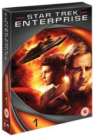 Star Trek: Enterprise - Season 1 - (Import DVD)