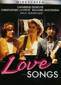 Love Songs - (Region 1 Import DVD)