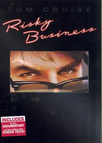 Risky Business - (Region 1 Import DVD)