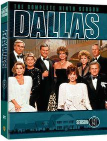 Dallas:Complete Ninth Season - (Region 1 Import DVD)