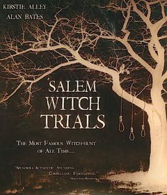 Salem Witch Trials - (Region A Import Blu-ray Disc)