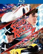 Speed Racer - (Region A Import Blu-ray Disc)