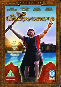 Ten Commandments Animated - (Import DVD)