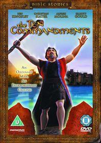 Ten Commandments Animated - (Import DVD)