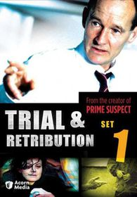 Trial & Retribution Set 1 - (Region 1 Import DVD)