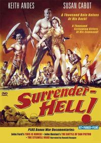 Surrender Hell - (Region 1 Import DVD)
