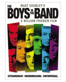 Boys in the Band - (Region 1 Import DVD)