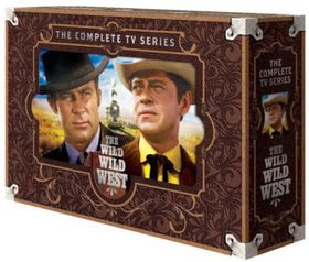 Wild Wild West:Complete Series - (Region 1 Import DVD)