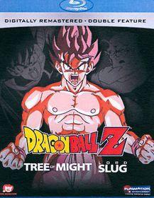 Dragon Ball Z:Tree of Might/Lord Slug - (Region A Import Blu-ray Disc)