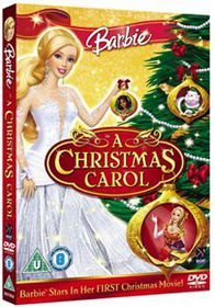 Barbie in a Christmas Carol - (Import DVD)