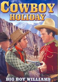 Cowboy Holiday - (Region 1 Import DVD)