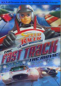 Speed Racer:Next Generation the Fast - (Region 1 Import DVD)
