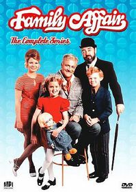Family Affair:Complete Series - (Region 1 Import DVD)
