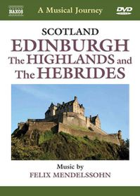 Mendelssohn:Scotland Edinburgh the Hi - (Region 1 Import DVD)