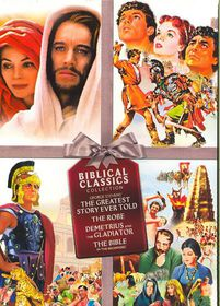 Biblical Classics Collection - (Region 1 Import DVD)